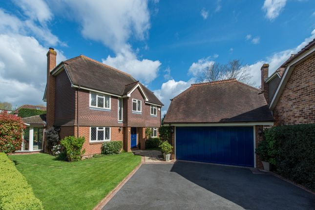 Thumbnail Detached house for sale in Mallard Way, Wallington