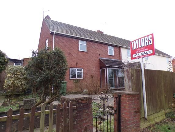 Thumbnail Semi-detached house for sale in Nibley Lane, Iron Acton, Bristol, Gloucestershire