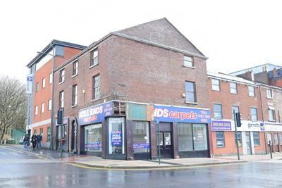 Thumbnail Retail premises for sale in 1 King Street, Oldham, Lancashire