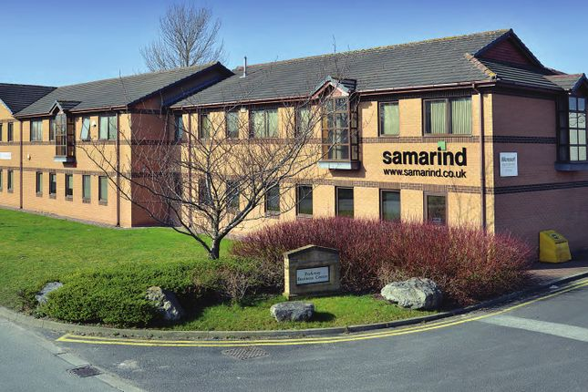 Thumbnail Office to let in Parkway Business Centre, Deeside Industrial Park, Deeside