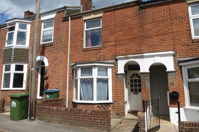 Thumbnail Terraced house for sale in Earls Road, Southampton