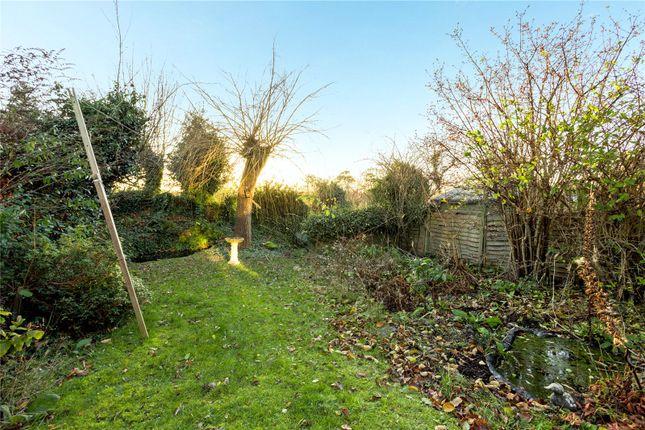Garden of High Firs Crescent, Harpenden, Hertfordshire AL5
