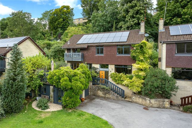 Thumbnail Detached house for sale in Combeside, Lyncombe Vale Road, Bath
