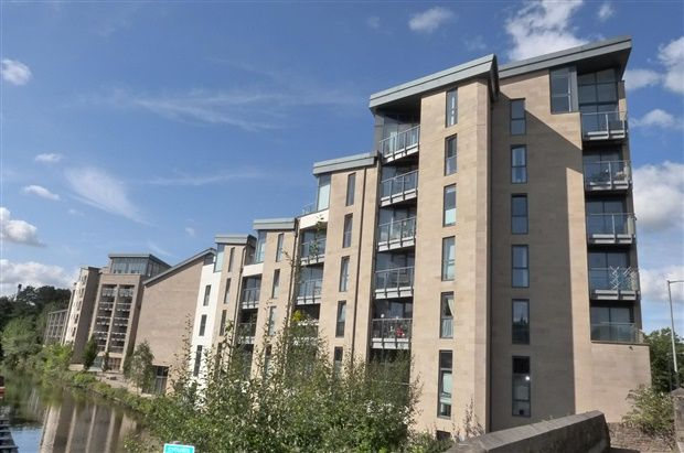 Thumbnail Flat for sale in Court View House, Lancaster