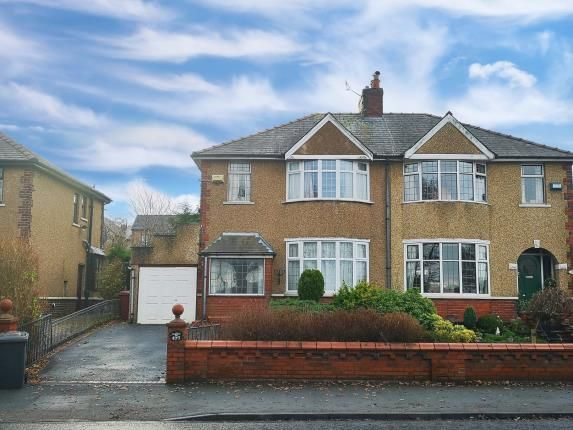 Thumbnail Semi-detached house for sale in Livesey Branch Road, Blackburn, Lancashire, .