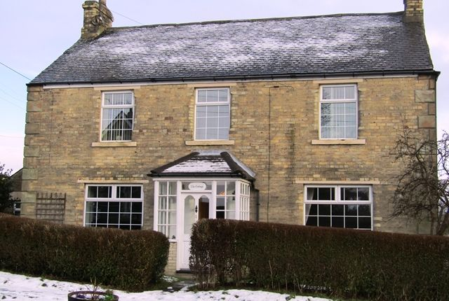Thumbnail Detached house to rent in The Cottage, Commercial Street, Cornsay Colliery