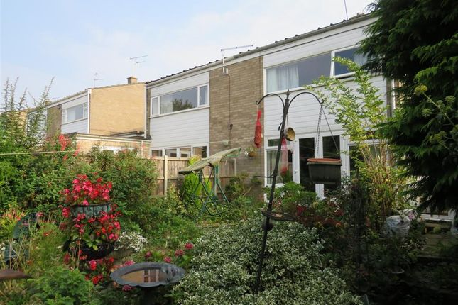 Thumbnail Semi-detached house for sale in Amderley Drive, Norwich