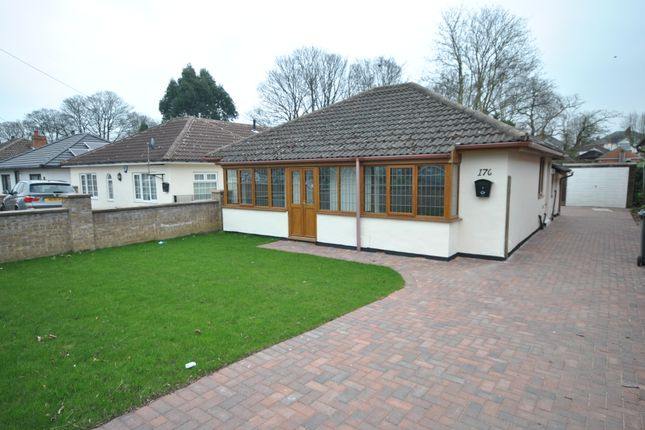 Thumbnail Detached bungalow for sale in Thorne Road, Wheatley Hills, Doncaster