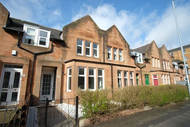 Thumbnail Terraced house for sale in Tantallon Road, Shawlands, Glasgow