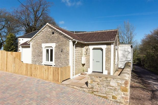 Thumbnail Bungalow for sale in Chilcompton, Somerset
