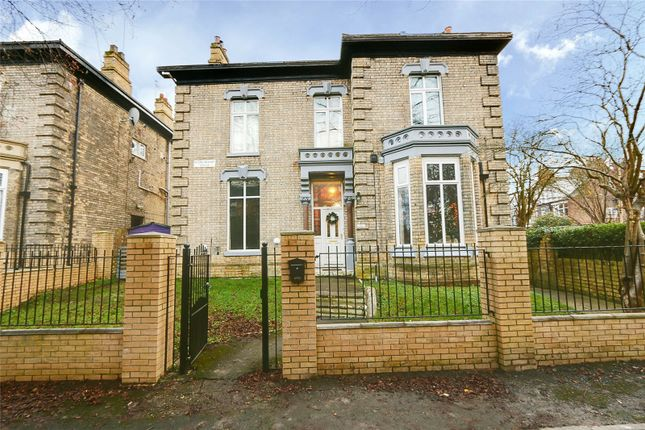 Thumbnail Detached house for sale in Eldon Grove, Beverley Road, Hull