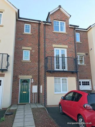 Thumbnail Detached house to rent in Faraday Court, Durham