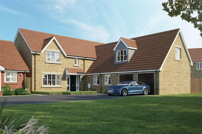 Thumbnail Detached house for sale in The Wentworth, Meadow Croft, Houghton Conquest