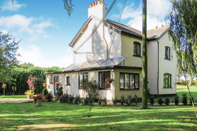 Thumbnail Detached house for sale in Fenton Way, Chatteris