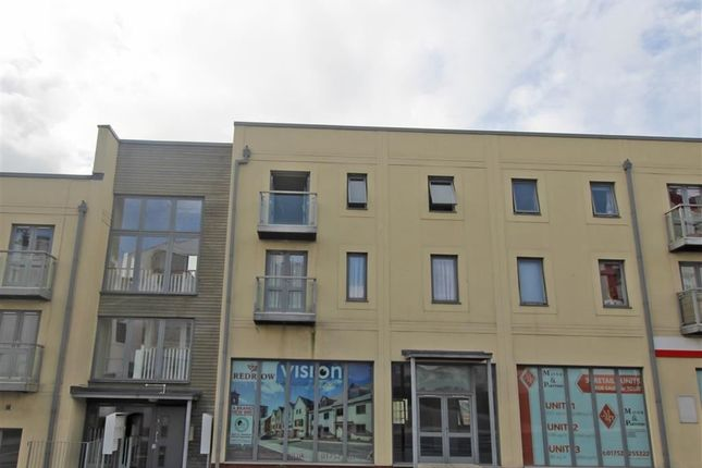 Thumbnail Flat for sale in Park Avenue, Plymouth