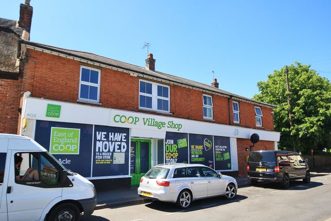 Thumbnail Flat to rent in The Street, Acle, Norwich