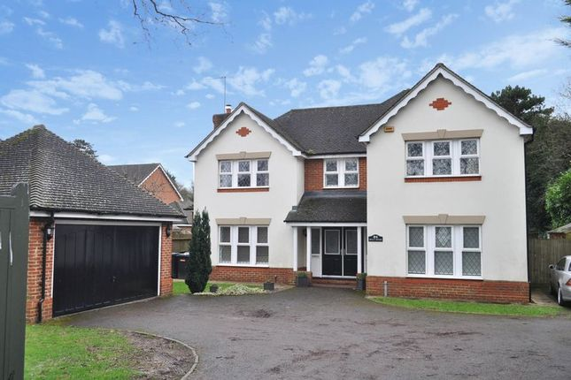 Thumbnail Detached house for sale in Leatherhead Road, Leatherhead