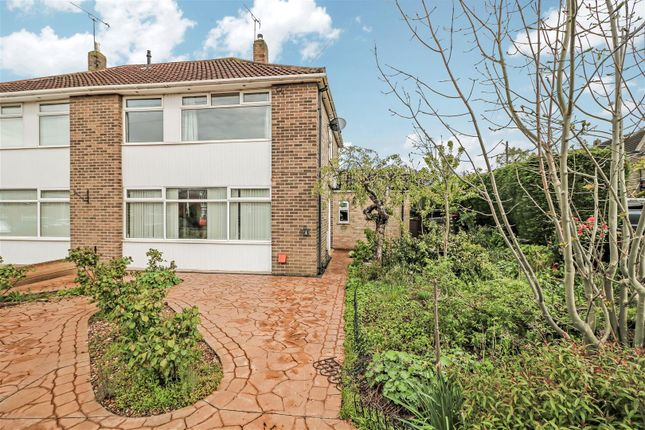 3 bed semi-detached house for sale in Scarborough Road, Wickersley, Rotherham S66