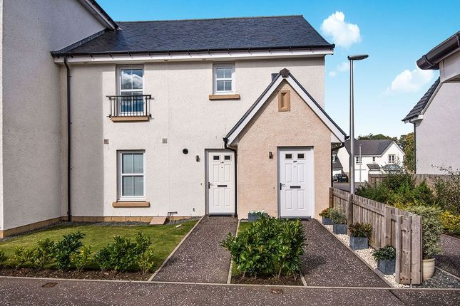 Thumbnail Flat for sale in College Medway, Eskbank