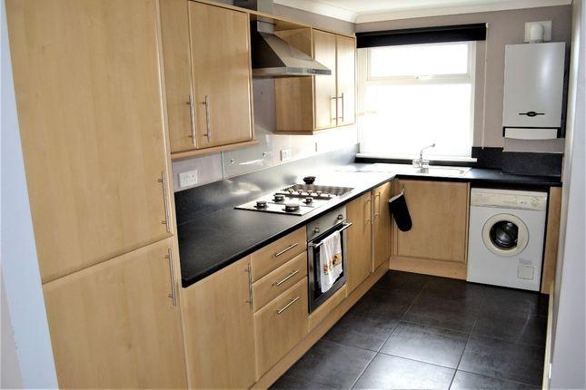 Thumbnail Flat to rent in Sherbourne Road, Sebastopol, Pontypool