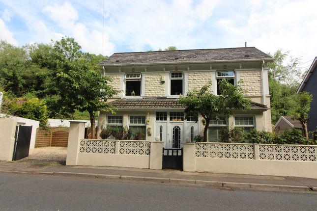 Thumbnail Detached house for sale in North Road, Newbridge, Newport