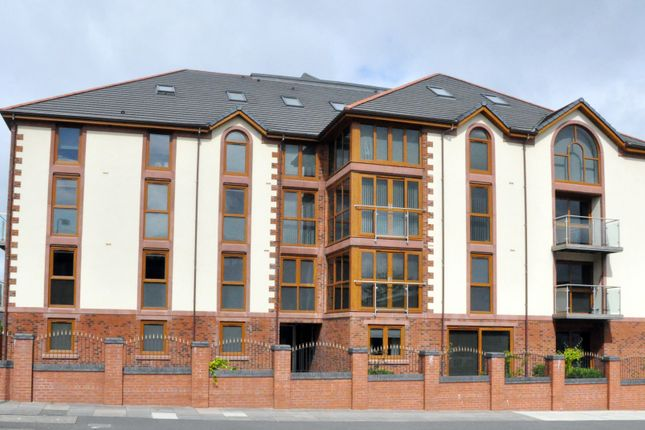 Thumbnail Flat to rent in John Robert Gardens, Carlisle