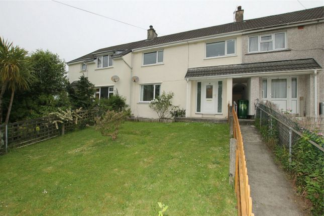 Thumbnail Terraced house to rent in Saracen Way, Penryn