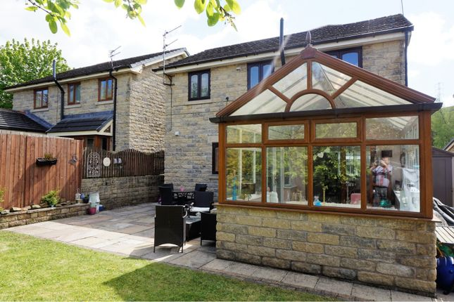 Thumbnail Detached house for sale in Old Kiln Lane, Oldham