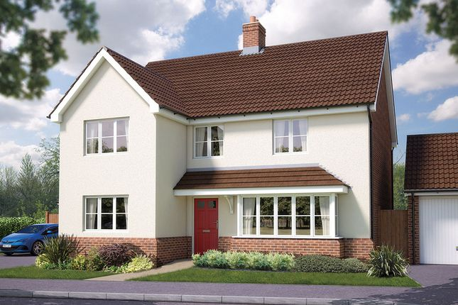 "Thumbnail Detached house for sale in ""The Chester"" at Chivenor, Barnstaple"