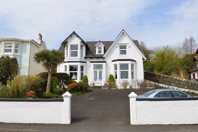 Thumbnail Property for sale in 191 Marine Parade, Hunters Quay, Dunoon