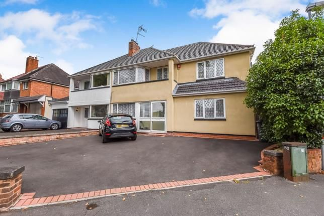 Thumbnail Semi-detached house for sale in Wychall Road, Northfield, Birmingham, West Midlands