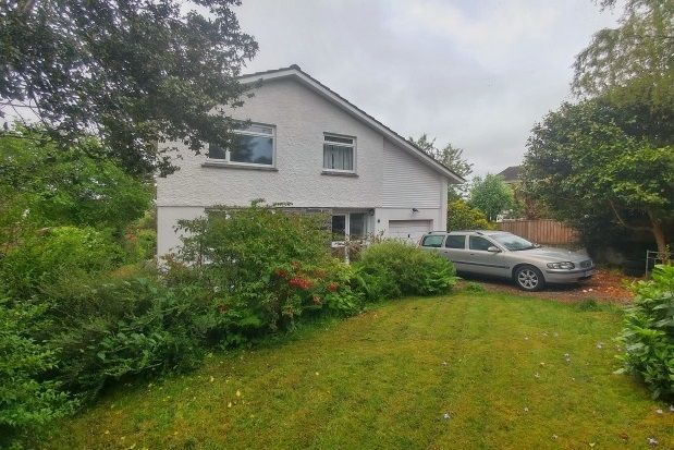 Thumbnail Detached house to rent in Park View, Truro