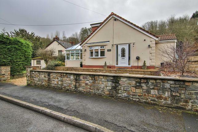 Thumbnail Detached bungalow for sale in Reservoir Road, Beaufort, Ebbw Vale