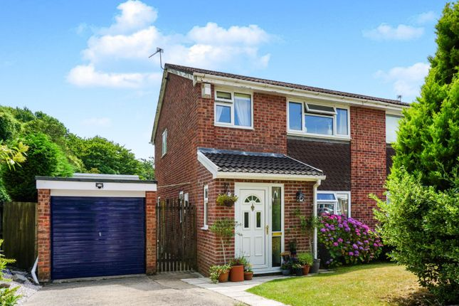 Thumbnail Semi-detached house for sale in Parc Y Fro, Creigiau