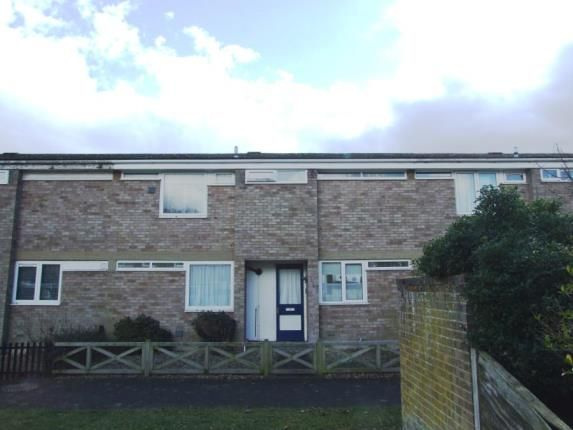 Thumbnail Terraced house for sale in Mildenhall, Bury St. Edmunds, Suffolk