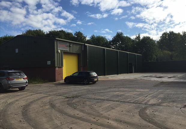Thumbnail Light industrial to let in Unit 1, Woodford Park, Winsford, Cheshire
