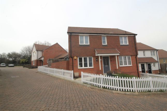 4 bed detached house for sale in Burdock Place, Stone Cross, Pevensey BN24