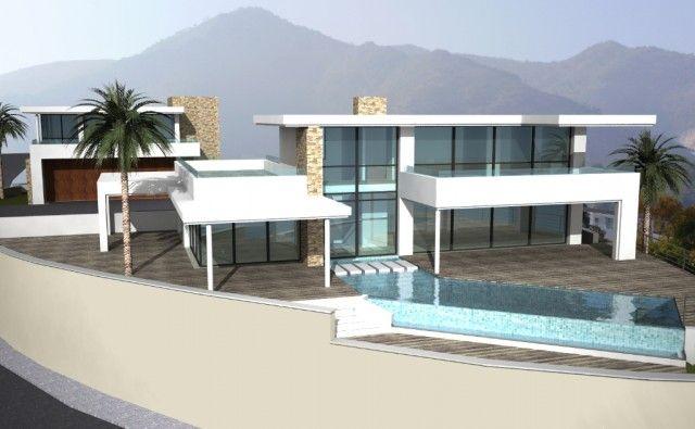 Building Project of Spain, Málaga, Mijas