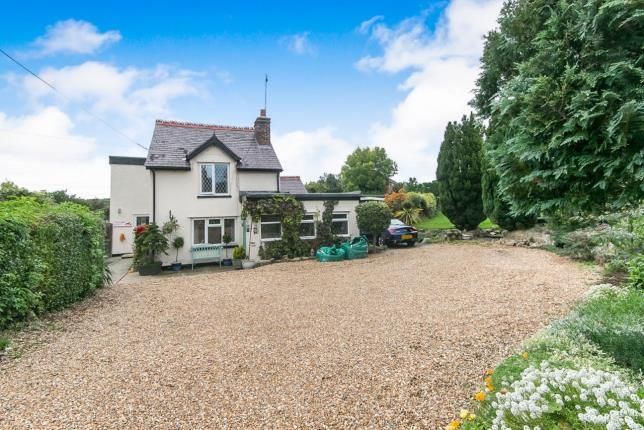 Thumbnail Detached house for sale in Smelt Road, Coedpoeth, Wrexham, Wrecsam