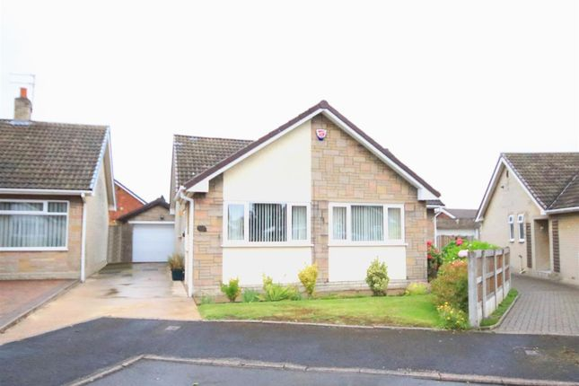 Thumbnail 3 bed detached bungalow for sale in Ambassador Gardens, Armthorpe, Doncaster