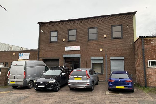 Thumbnail Commercial property for sale in The Half Croft, Syston, Leicestershire