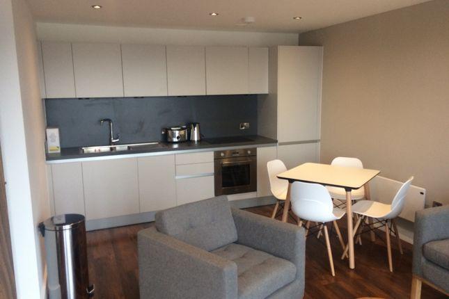 1 bed flat to rent in Wilburn Basin, Ordsall Lane, Salford