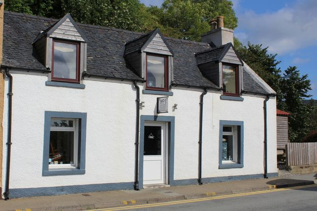 Leasehold - No 1 Bosville Terrace, (Café / Restaurant), Portree, Isle Of Skye IV51