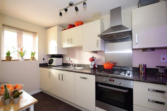 Thumbnail Town house for sale in Clenshaw Path, Basildon, Essex