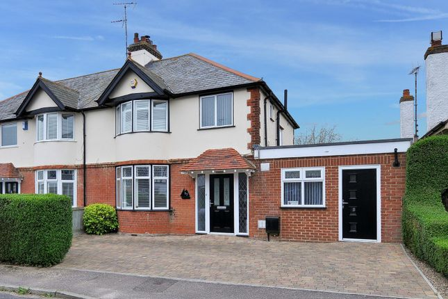 Thumbnail Property for sale in Manor Road, Tankerton, Whitstable