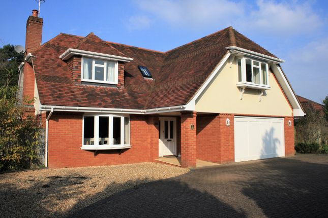 4 bed detached house for sale in Struan Gardens, Ashley Heath, Ringwood