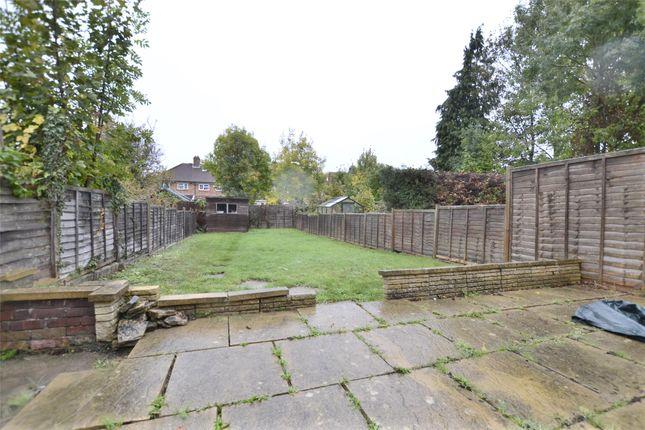 Garden of Gipsy Lane, Headington OX3
