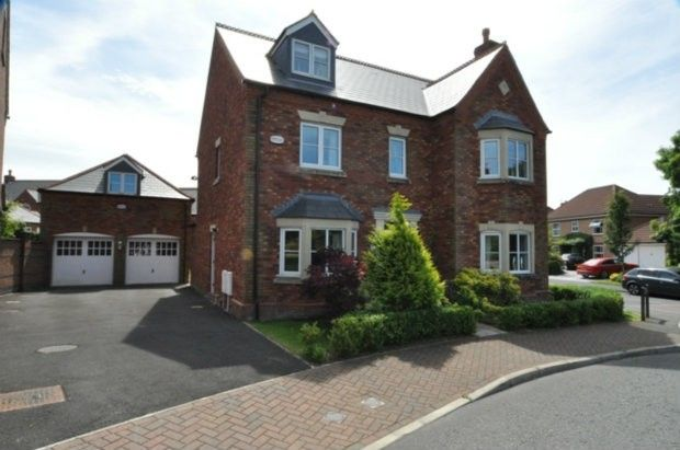 5 bed detached house to rent in Baillie Street, Fulwood, Preston