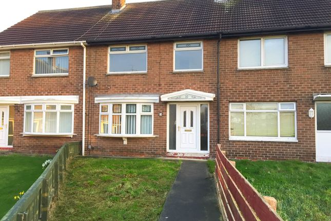 Thumbnail Terraced house to rent in Greenlands, Jarrow