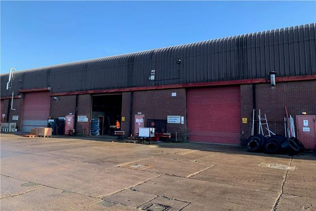 Industrial to let in C2C/C2D, Melton Commercial Park, Melton Mowbray, Leicestershire